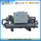 60HP Water Cooled Screw Chiller (compresor solo o dual opcional)