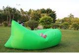 Sofá inflável rápido do ar do lugar frequentado de Lamzac do saco de sono de Laybag