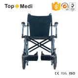 LuggageとしてTopmedi Aluminum Lightweight Folding Portable Travel Manual Wheelchair