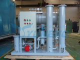 Épurateur de pétrole de fusion de déshydratation et de séparation de série de JT