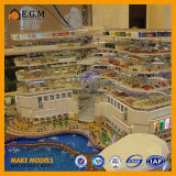 상업적인 건물은 표시 건물 모형 제작자 또는 건물 모형 전람 모형의 /All 종류를 만든다