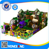 CE 2016 Safe Kids Indoor Playground con Tube Slide, Yl-Tqb030