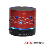 LED Flashing Light를 가진 휴대용 Bluetooth Mini Speaker