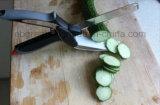 cortador listo del interruptor manual del alimento 2-in-1, tijeras de los vehículos