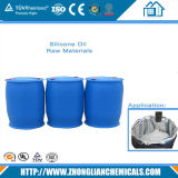 Huile de silicone L-580 de matières premières de mousse d'unité centrale pour le polyuréthane