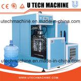 Estable y fiable semi-automática máquina de moldeo por soplado y estiramiento