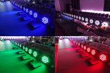 Luz ligera principal móvil de la etapa 4in1 de la luz 19PCS LED