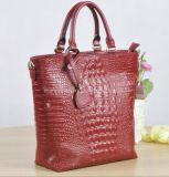 Hightの品質(M9227)の卸し売り方法PU/の革ハンドバッグ