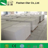 低いMoistureおよびWater Absorption Fiber Cement Partition Wall Board