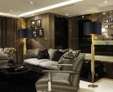 Très lumière debout de lampe d'étage de type moderne de mode avec l'ombre de tissu pour l'hôtel