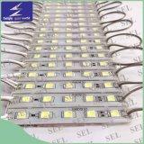 Luz impermeável do módulo da injeção do diodo emissor de luz do brilho elevado