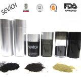 Haar-Puder-Flasche Soem-Haar-Gebäude-Faser-Produkt-Schwarz-Farbe