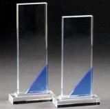 Стеклянное кристаллический пожалование трофея