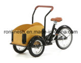 Kidsのための小型Tricycle Kids/3 Wheel Children TrikeのセリウムのためのCargo Bike/Toddler Cargo Bicycle/Three Wheel Cargo Bike