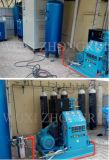 Planta de llenado de cilindros de oxígeno
