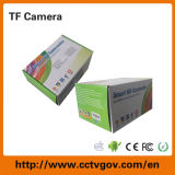 Câmera de alta resolução impermeável do CCTV do cartão de memória da visão noturna