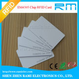 Cartão de Cmyk 13.56MHz RFID NFC com o Ntag203/Ntag216 para o pagamento