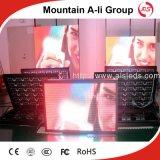 La venta superior P2.5 cubierta Alquiler a todo color de pantalla LED