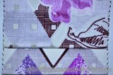Tela clásica de lujo del terciopelo de la pila del corte del damasco de la venta de la Mitad-apagado para el sofá de la tapicería