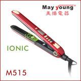 Ferro liso do cabelo da forma MCH de Guangzhou Meiyang (M515)