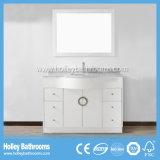 光沢度の高いビニール包みなさい一等級の現代浴室の虚栄心の単位(BC129V)を
