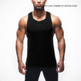 Camiseta sin mangas del deporte de la aptitud de los hombres al por mayor