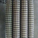 Il filato tessuto del popeline di cotone ha tinto il tessuto per le camice/vestito Rls70-2po di Garmrnts