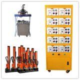Schnelle Farben-Änderungs-Puder-Beschichtung-Spray-Systeme