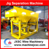 Coltan Recovery Machine Jig Separator per Coltan Concentration Plant