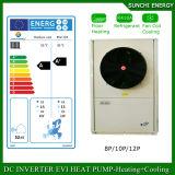TUV/pompa termica ERP-EU814/2013 aria-acqua diplomata dell'invertitore CC di En14511/Cina