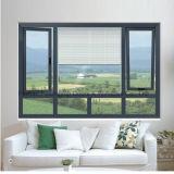 Окно Anti-Theft Feelingtop сильное и ветра сопротивления алюминиевое отбрасывая Casement (FT-W70)