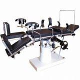 Tabella chirurgica dei raggi X di funzionamento manuale della sala operatoria