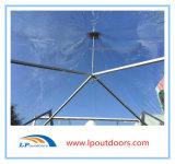 高ピーク5X5mの透過塔のテントの玄関ひさし党イベントのテント