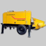 Constructionのための小型Pumping Plant Electric Concrete Pump
