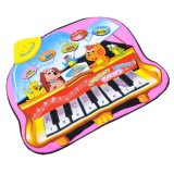 7582903-Kids Piano Musical Touch Play Singing Crawl Mat Baby Fun Child Educational Toy