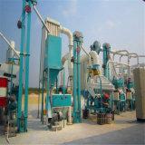 1日あたりのアフリカ20tonneで製粉するトウモロコシの製造所機械
