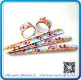 Wristbands de encargo calientes de la mano de los nuevos productos para la decoración casera
