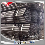 ASTM A53/BS1387/En10255/API ERW Caldo-laminato 5L Carbon Steel Pipes per Construction e Scoffolding