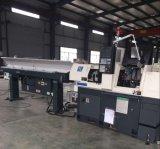 Partes mecánicas del alimentador de la pipa Shanghai que procesa bien el alimentador automático de la barra de Machinig con el ingeniero de Oversea disponible