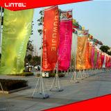 Pôle de drapeau à la vente à chaud de 4 m pour les événements sportifs (LT-14)