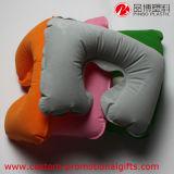 Almohadilla inflable de recorrido del PVC de la oficina del cuello cómodo suave de la necesidad
