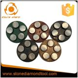 3 '' Metal Floor Cleaning Broca polimento Pads Five Segments