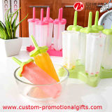 Star all'ingrosso Shape 6PCS Groovy Plastic Popsicle Mold