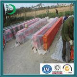 Горячие временно материалы полимера основания загородки