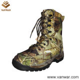 Ботинки звероловства холстины камуфлирования воинские новой конструкции (WHB009)