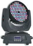 Neue LED 4 färbt 108 Stücke, die Hauptwäsche-Leuchte verschieben