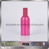 Neue leere Aluminiumflasche für Beversge