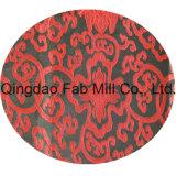 Tissu de tricotage de jacquard de rayonne de polyester d'enveloppe (JF-12)