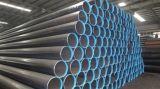 ASTM A106 GR. Tubo de acero inconsútil de B Sch40 para los materiales de construcción