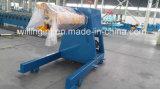 10 toneladas de capacidad grande Decoiler hidráulico automático de la alta calidad